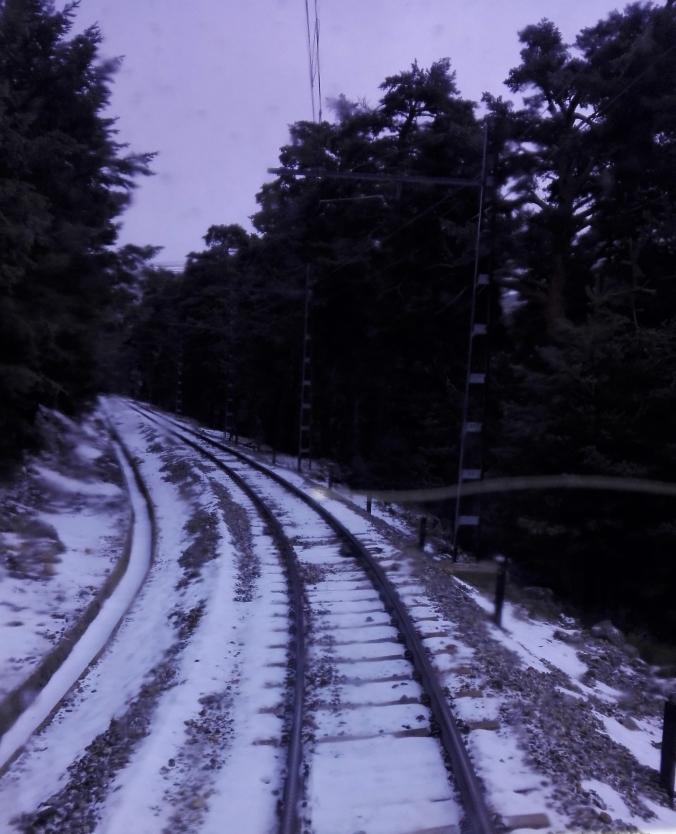 Tren de Cercedilla a Cotos